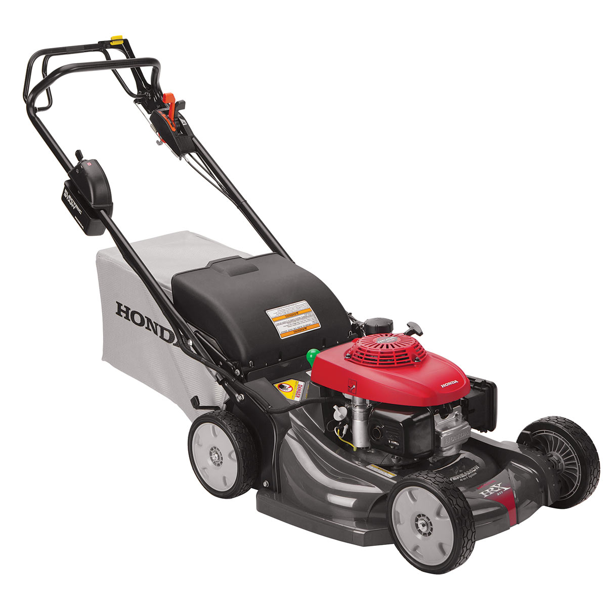 honda hrx  propelled electric start mower australian mower supply