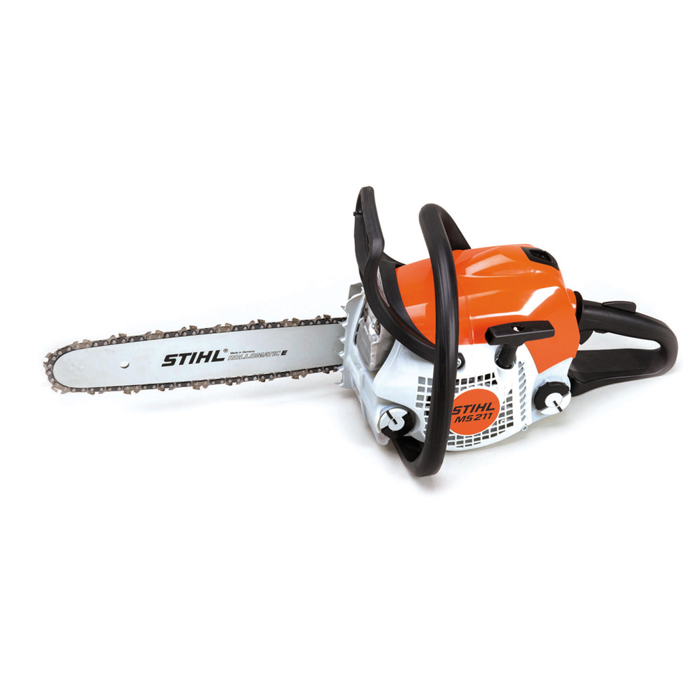 stihl ms 211 mini boss chainsaw australian mower supply. Black Bedroom Furniture Sets. Home Design Ideas