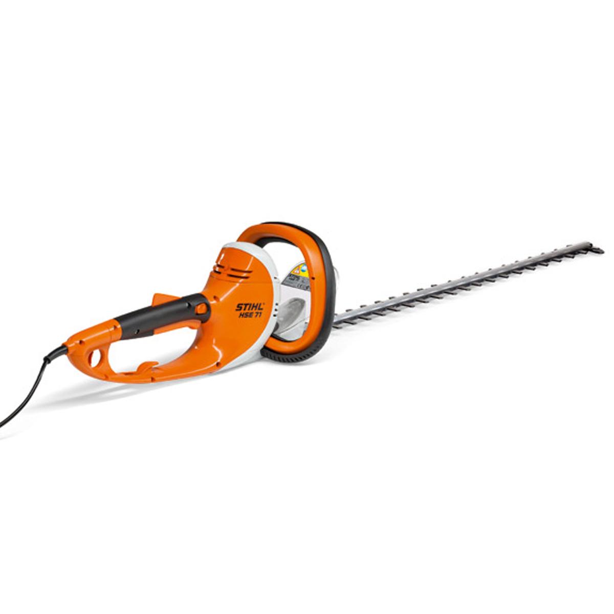 Stihl hse 71 electric hedge trimmer australian mower supply - Stihl hse 71 ...