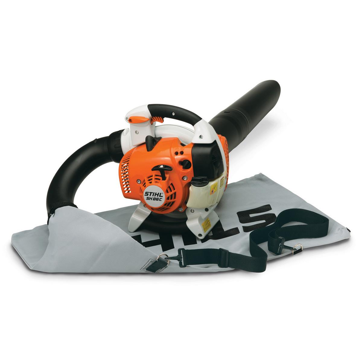 Stihl Sh 86 C E Vacuum Shredder Australian Mower Supply